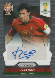 Global Graphs: 2014 Panini Prizm World Cup Soccer Autographs 8
