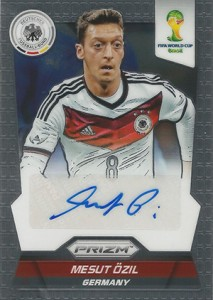 Global Graphs: 2014 Panini Prizm World Cup Soccer Autographs 17