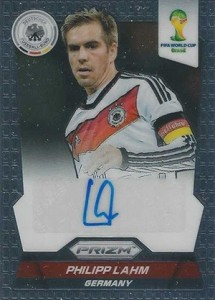 Global Graphs: 2014 Panini Prizm World Cup Soccer Autographs 37