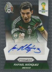 Global Graphs: 2014 Panini Prizm World Cup Soccer Autographs 14