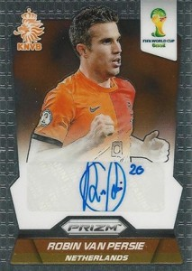 Top Selling 2014 Panini Prizm World Cup Autographs  12