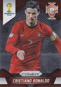Chasing the 2014 Panini Prizm World Cup Soccer Rainbow 1
