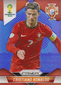 Chasing the 2014 Panini Prizm World Cup Soccer Rainbow 9
