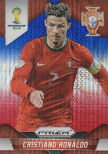 Chasing the 2014 Panini Prizm World Cup Soccer Rainbow 8