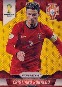 Chasing the 2014 Panini Prizm World Cup Soccer Rainbow 6