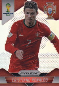 Chasing the 2014 Panini Prizm World Cup Soccer Rainbow 7