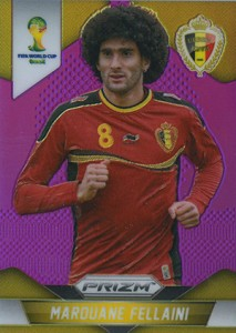 Chasing the 2014 Panini Prizm World Cup Soccer Rainbow 10