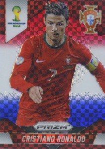 Chasing the 2014 Panini Prizm World Cup Soccer Rainbow 2