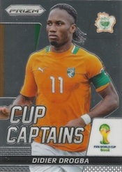 2014 Panini Prizm World Cup Soccer Cards 9