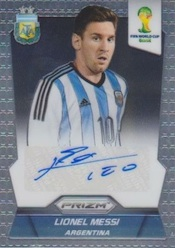 2014 Panini Prizm World Cup Soccer Cards 5