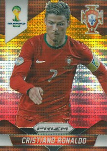 Chasing the 2014 Panini Prizm World Cup Soccer Rainbow 3