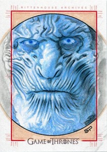 2014 Rittenhouse Game of Thrones Season 3 Sketch Card Sean Pence