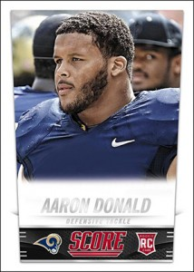 2014 Score Football Aaron Donald