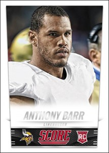 2014 Score Football Anthony Barr