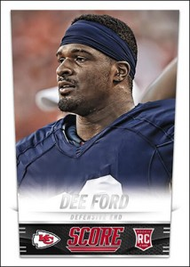 2014 Score Football Dee Ford