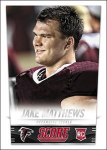 Panini Previews 2014 Score Football Rookie Cards of Top Draft Picks 17