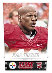 2014 Score Football Ryan Shazier