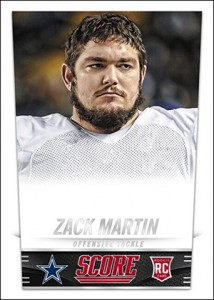 Panini Previews 2014 Score Football Rookie Cards of Top Draft Picks 8