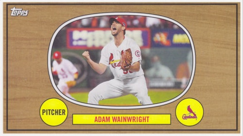 2014 Topps Archives Baseball Cards 36