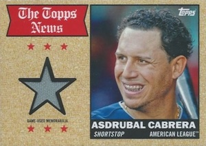 2014 Topps Archives Baseball Cards 27