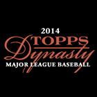 2014 Topps Dynasty Baseball Cards