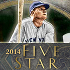 2014 Topps Five Star Baseball Cards
