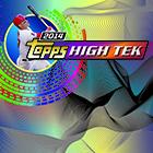 2014 Topps High Tek Baseball Cards