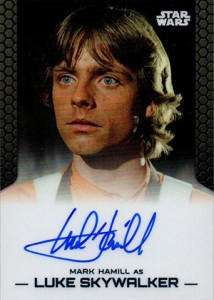 May the On-Card Autographs Be with You in 2014 Topps Star Wars Chrome Perspectives 5