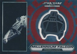 2014 Topps Star Wars Chrome Perspectives Helmet Medallions Guide, Short Prints 21