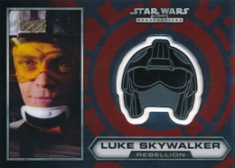 2014 Topps Star Wars Chrome Perspectives Helmet Medallions Guide, Short Prints 7