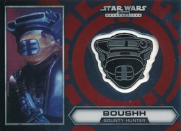 2014 Topps Star Wars Chrome Perspectives Helmet Medallions Guide, Short Prints 23