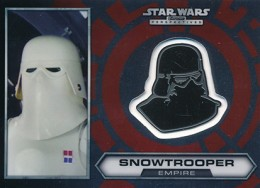 2014 Topps Star Wars Chrome Perspectives Helmet Medallions Guide, Short Prints 10