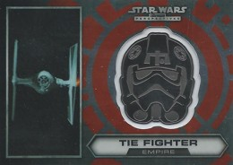 2014 Topps Star Wars Chrome Perspectives Helmet Medallions Guide, Short Prints 26