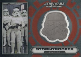 2014 Topps Star Wars Chrome Perspectives Helmet Medallions Guide, Short Prints 17