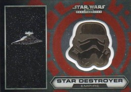 2014 Topps Star Wars Chrome Perspectives Helmet Medallions Guide, Short Prints 18