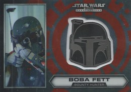 2014 Topps Star Wars Chrome Perspectives Helmet Medallions Guide, Short Prints 4