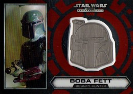 2014 Topps Star Wars Chrome Perspectives Helmet Medallions Guide, Short Prints 19