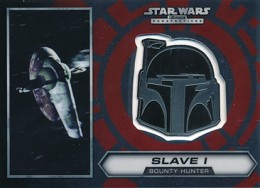 2014 Topps Star Wars Chrome Perspectives Helmet Medallions Guide, Short Prints 5