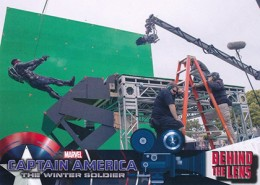 2014 Upper Deck Captain America: The Winter Soldier Trading Cards 24