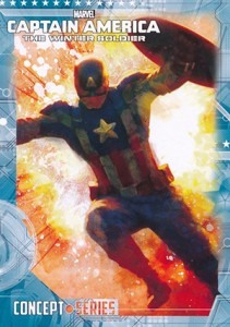 2014 Upper Deck Captain America: The Winter Soldier Trading Cards 27
