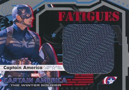 2014 Upper Deck Captain America: The Winter Soldier Trading Cards 29