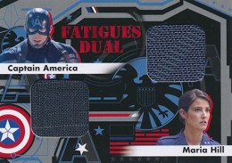 2014 Upper Deck Captain America: The Winter Soldier Trading Cards 30