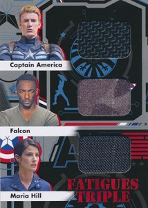 2014 Upper Deck Captain America: The Winter Soldier Trading Cards 31