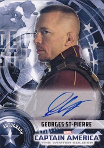 2014 Upper Deck Captain America: The Winter Soldier Trading Cards 21