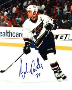 Adam Oates Cards, Rookie Cards and Autographed Memorabilia Guide 25