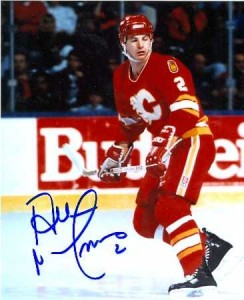 Al MacInnis Signed Photo