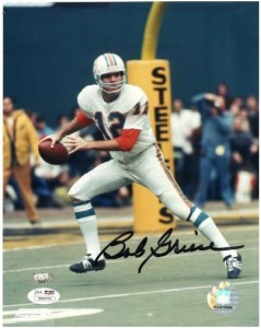 Bob Griese Signed Photo
