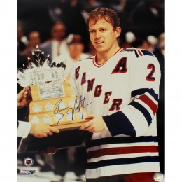 Brian Leetch Signed Photo