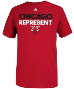 Chicago Bulls T-shirts