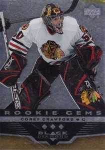 Corey Crawford Black Diamond RC